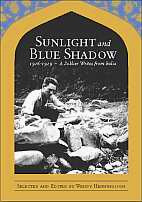 Book cover: Sunlight and Blue Shadow